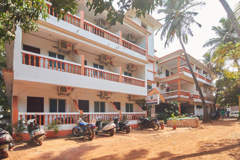 Hotel Sai Baga in Goa
