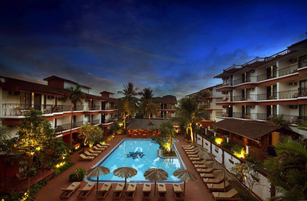 Pride Sun Village Resort & Spa in Goa