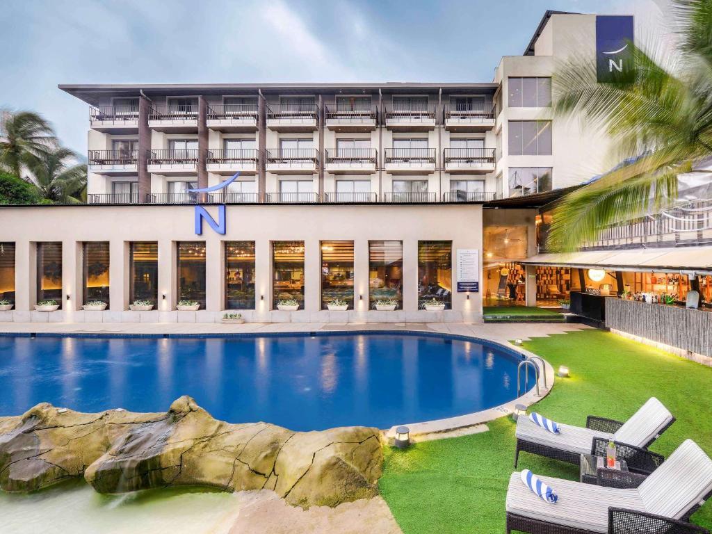Novotel Goa Shrem Hotel in Goa