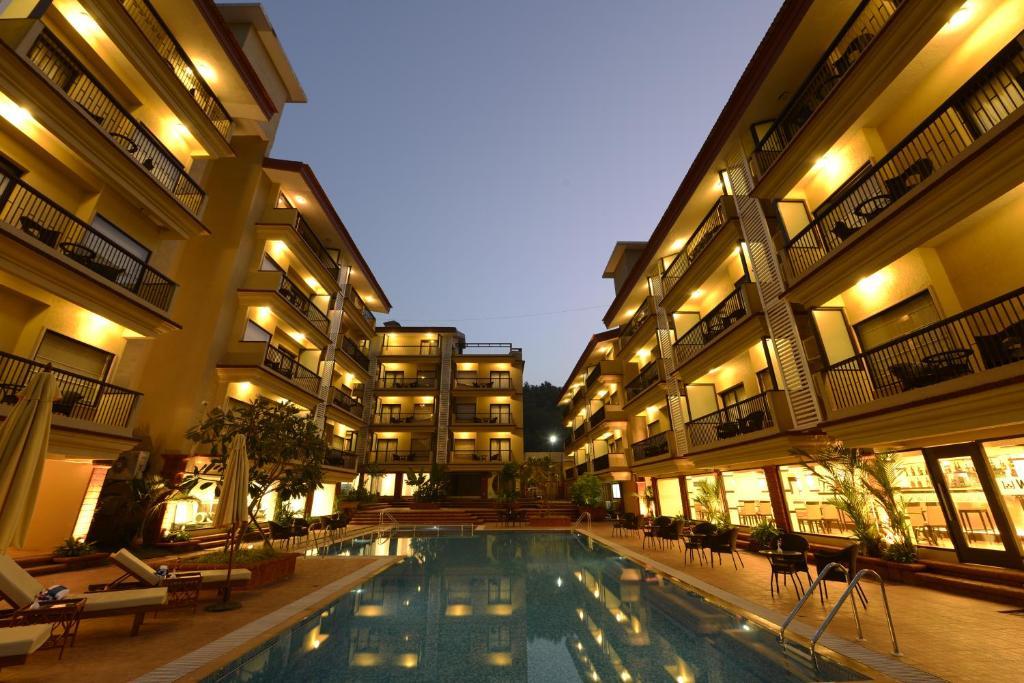 Deltin Suites in Goa