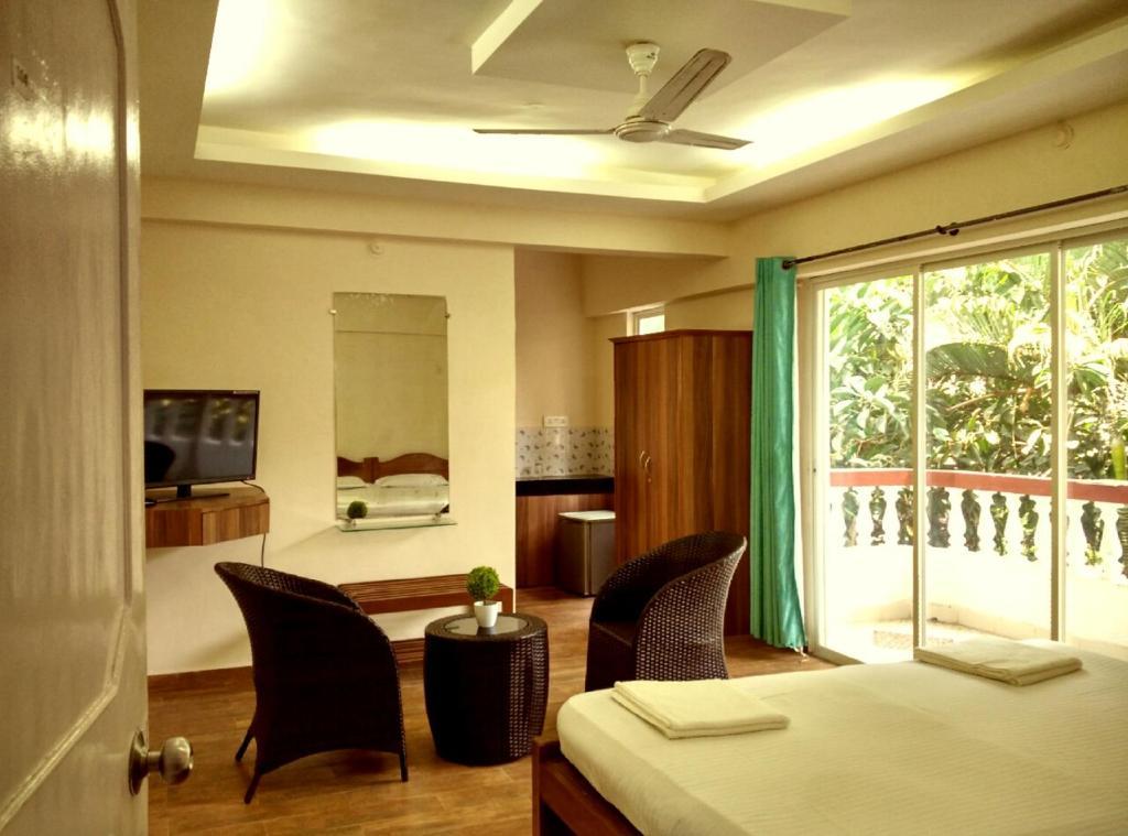 Resort Mello Rosa in Goa