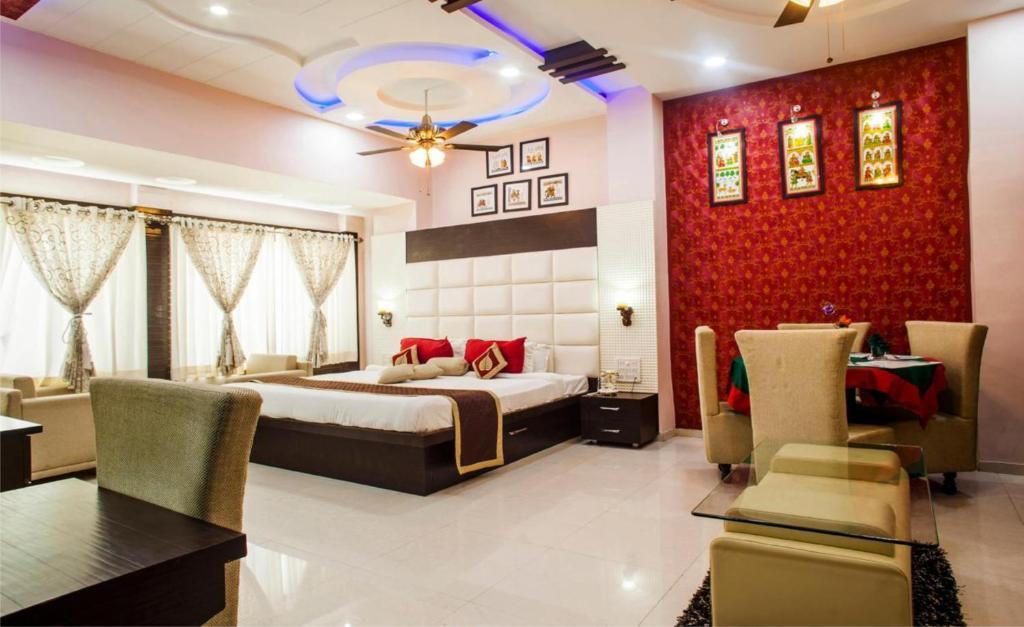 Hotel Bhagyodaya Residency Bhilwara in Bhilwara