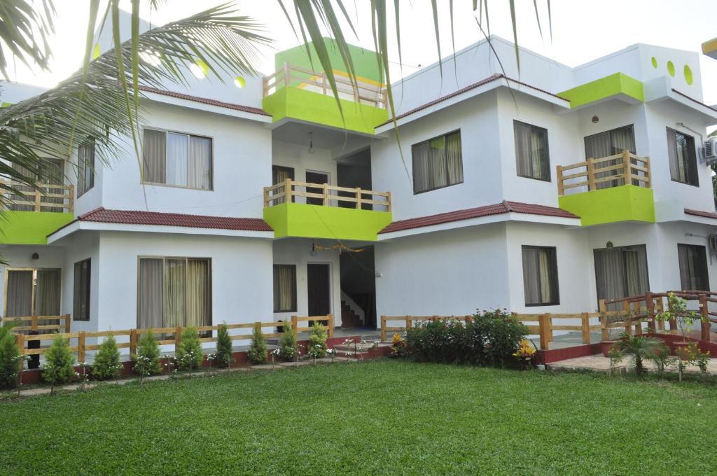 Resort Ruturaj Inn in Alibag