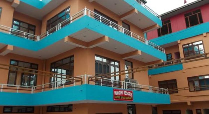 Himgiri Resort in Mandi