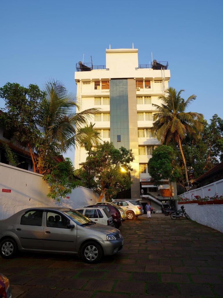 Iswarya Residency in Kottayam