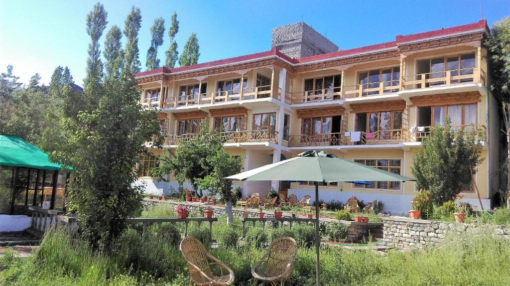 Hotel Sangto Villa in Leh