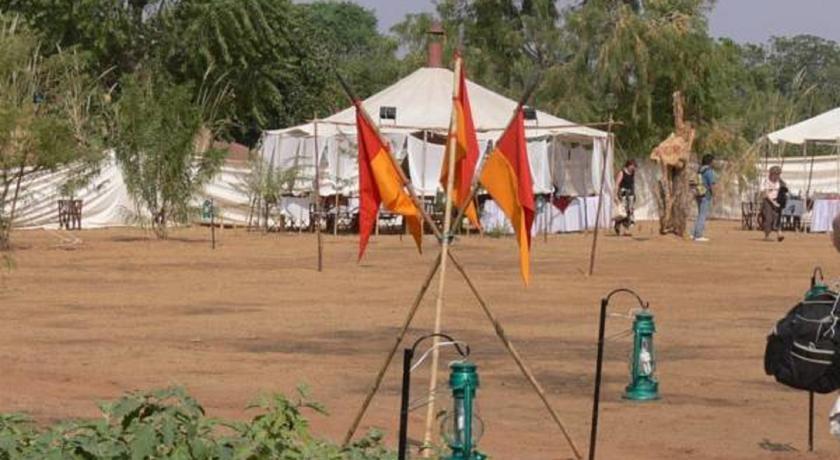 Atithi Camp in Pushkar