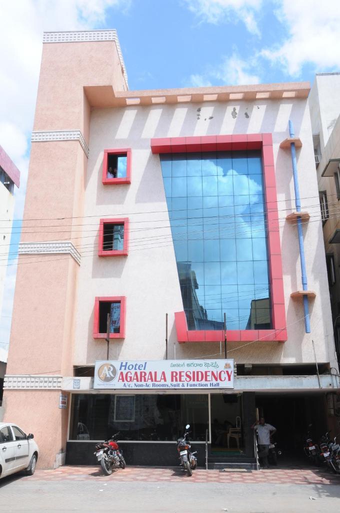 Hotel Agarala Residency in Tirupati
