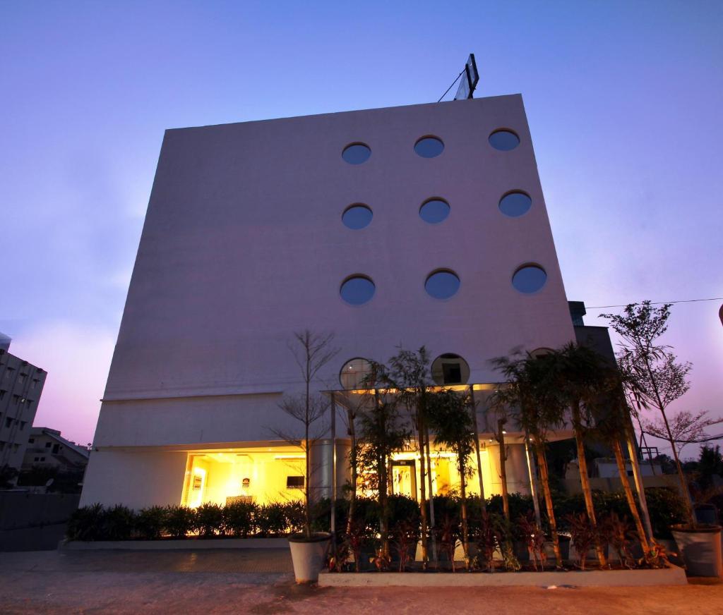 Ashoka Hitec City in Hyderabad