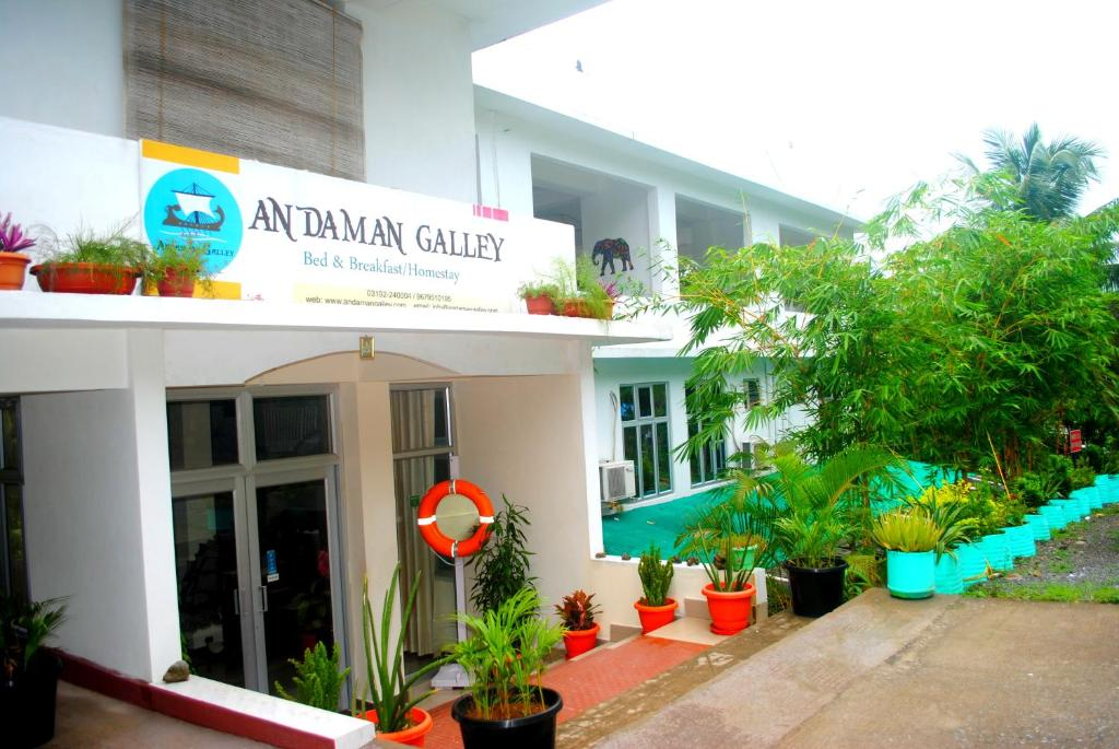 Andaman Galley Resort in Port Blair