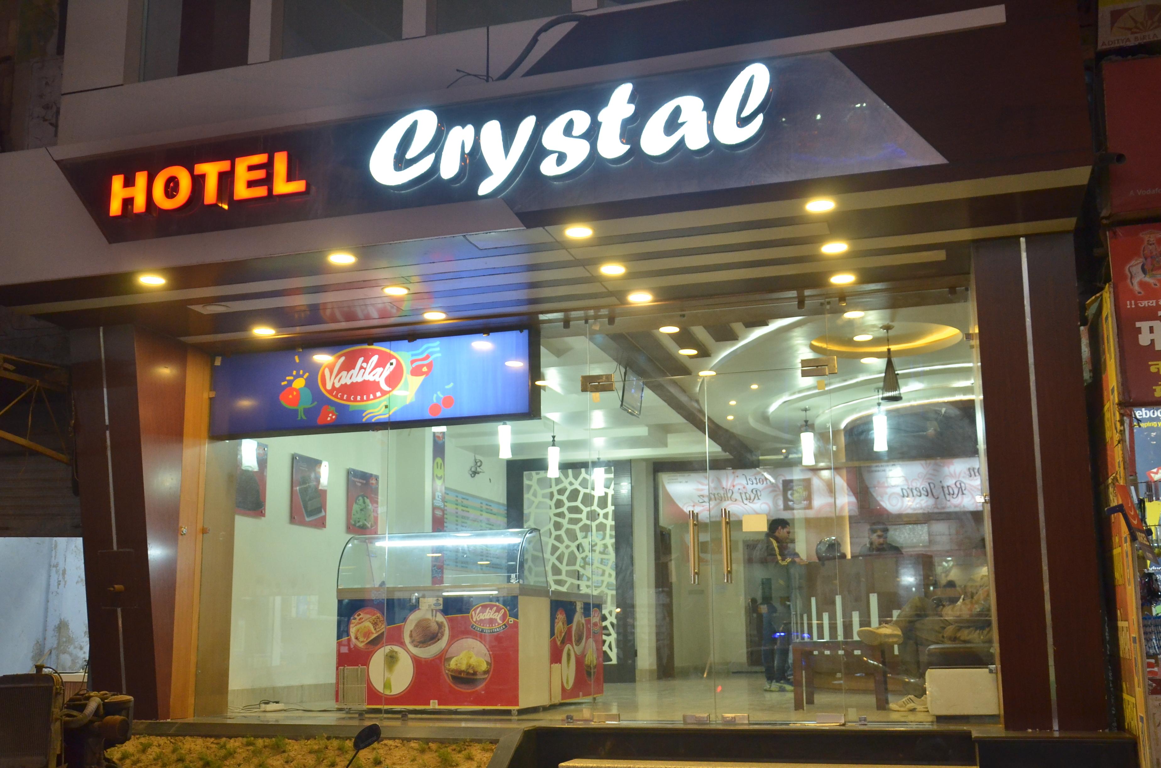 Hotel Crystal in Ganganagar