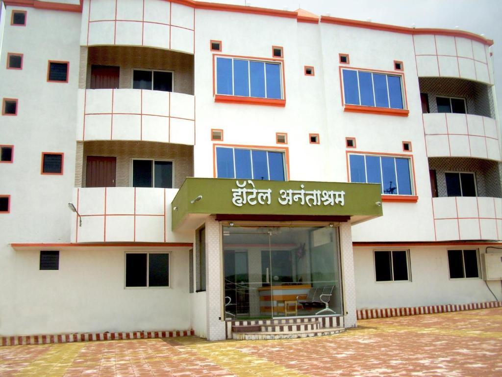 Hotel Anantashram in Malvan