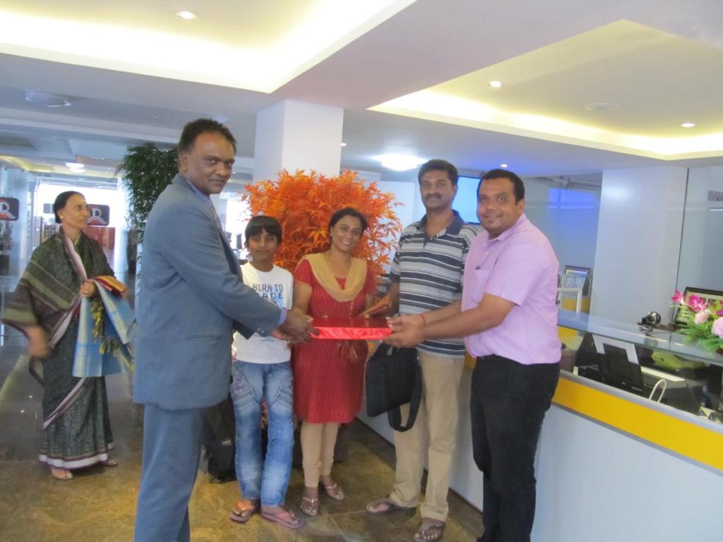 Challengerr Residency in Coimbatore