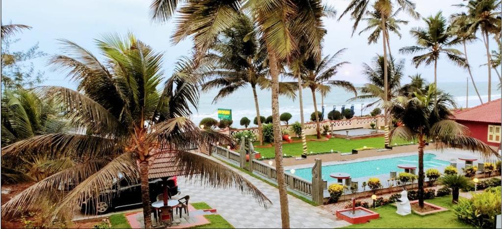 Asokam Beach Resort in Kannur