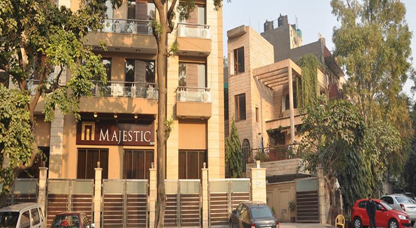 Majestic Inn in New Delhi