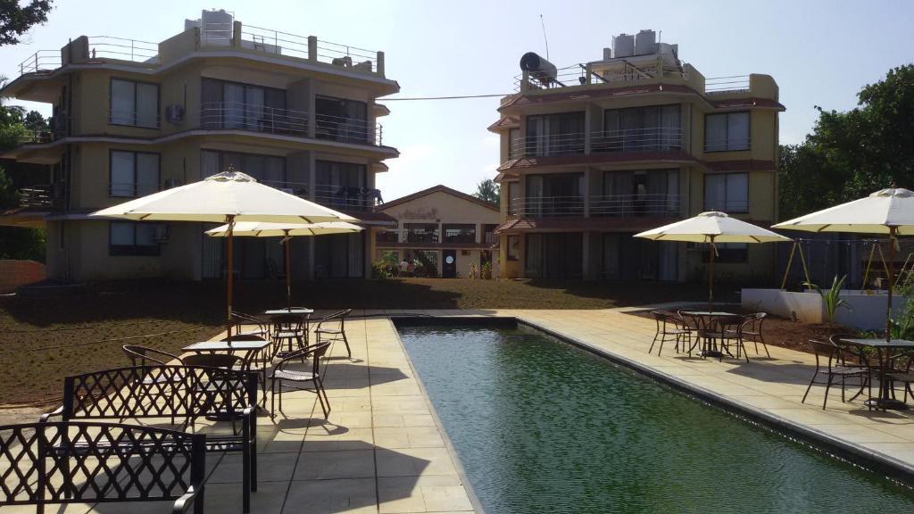 Avisa Nila Beach Resort in Malvan
