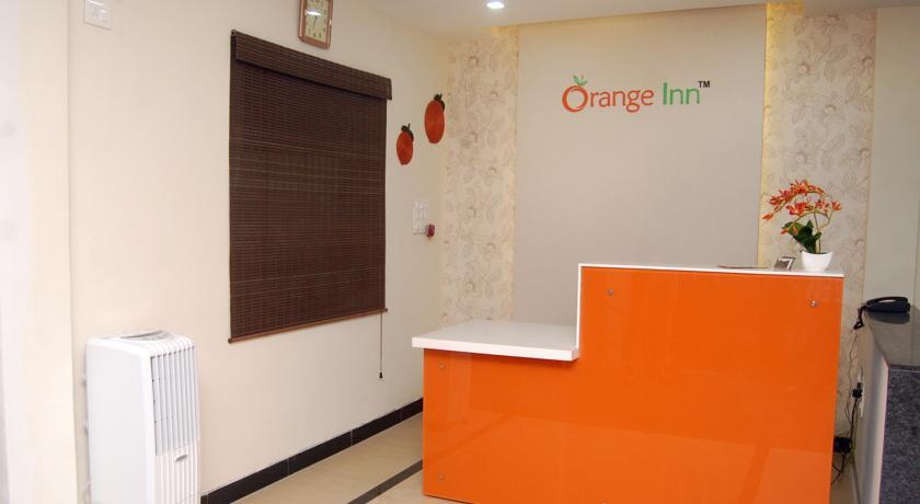 Orange Inn, Manapakkam in Chennai