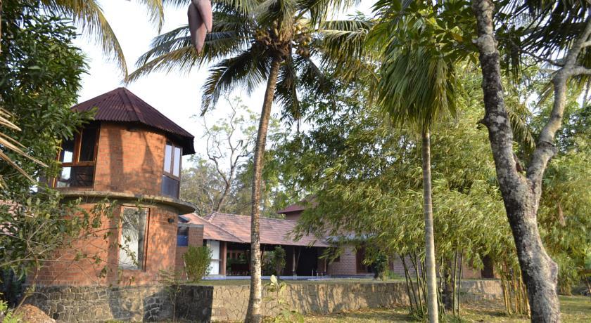 The Lily Pad in Kumarakom