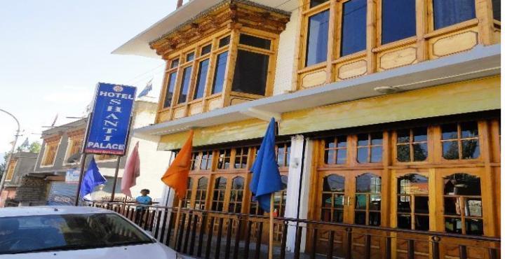 Shanti Palace in Leh