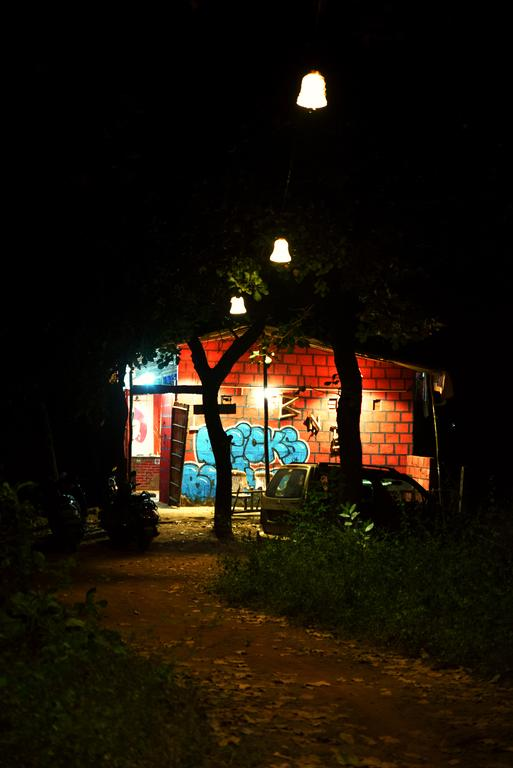 Bricks and Bamboo Hostel in Anjuna