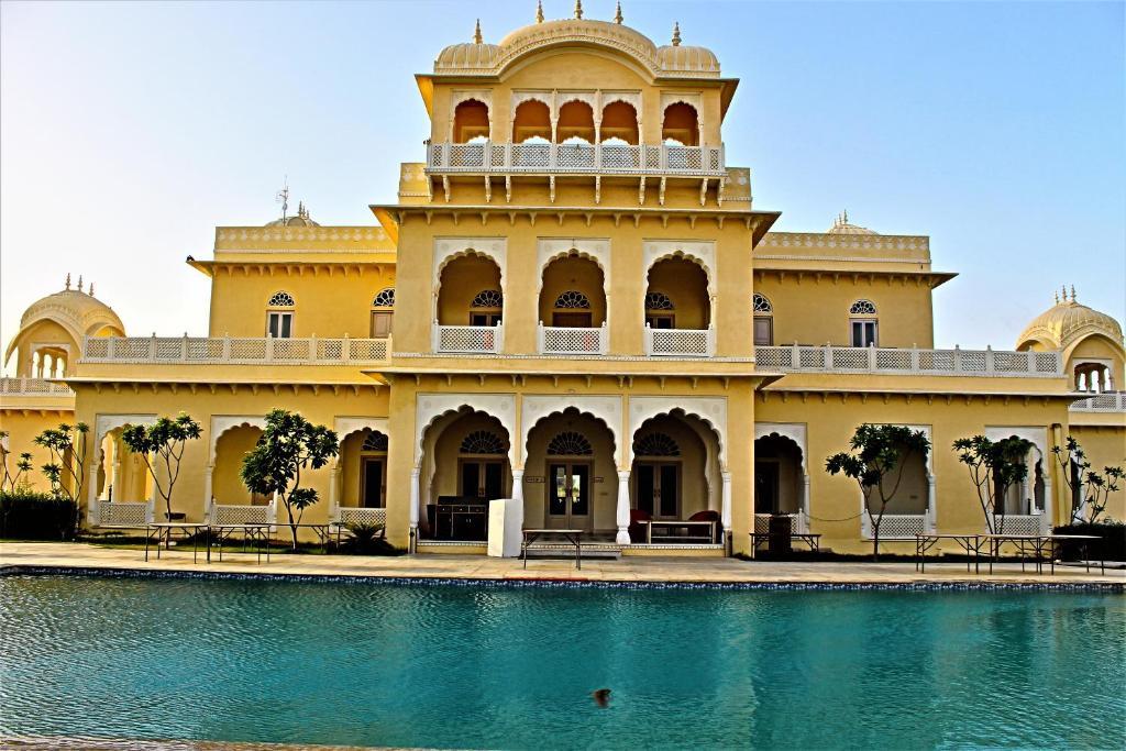 Sanchal Fort in Barmer