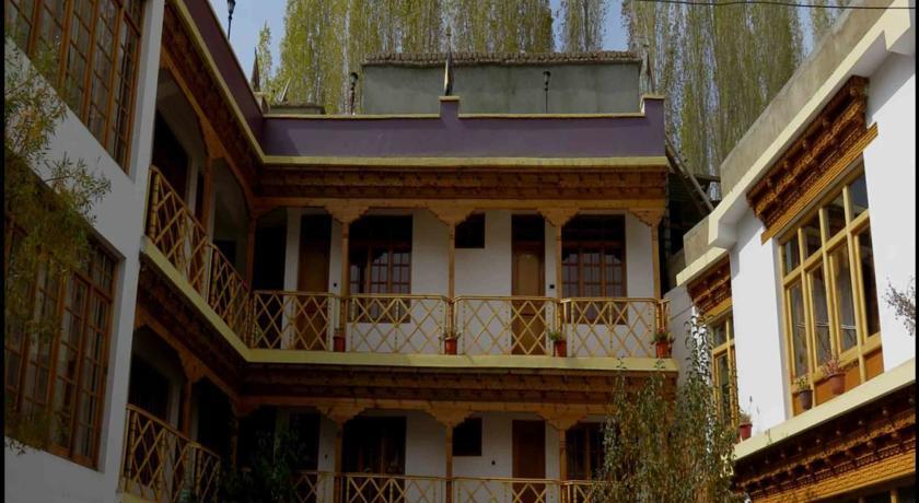 The Auspicious Hotel in Leh