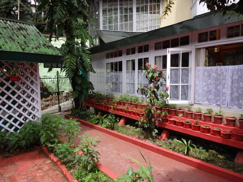 The Ivanhoe Heritage House in Darjeeling