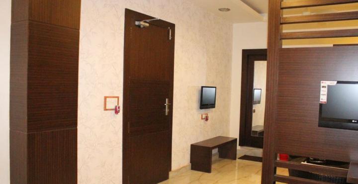 Hotel Woodland Park in Agartala