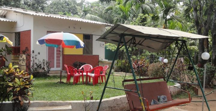 Kunte Baug Resort in Alibag