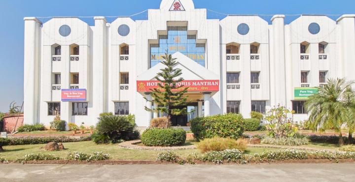 Hotel Marquis Manthan in Alibag