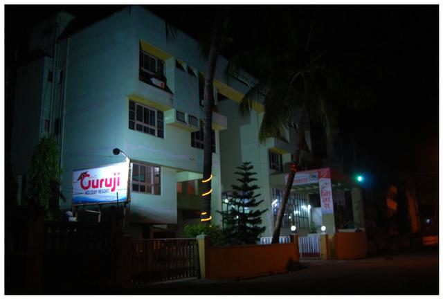 Guruji Holiday Resort in Alibag