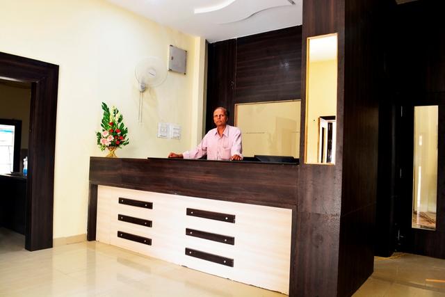 Hotel The Gentleman in Aurangabad