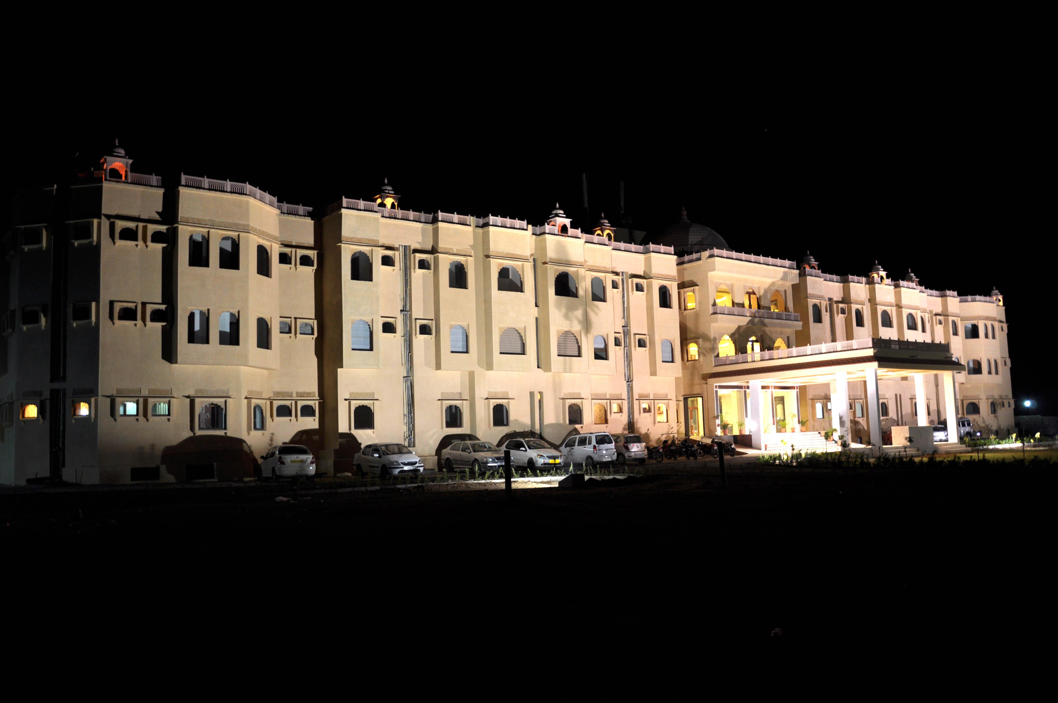 Rishab Club & Resort in Barmer