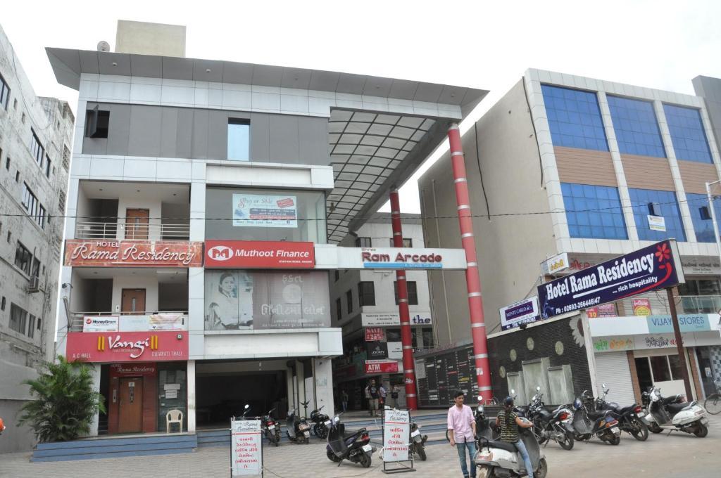 Hotel Rama Residency in Bhavnagar