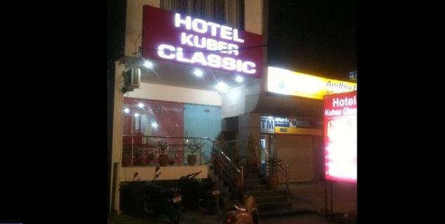 Hotel Kuber Classic in Chandigarh