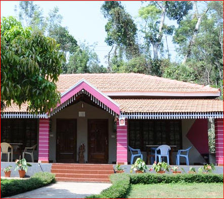 Hillcrest Homestay in Chikmagalur