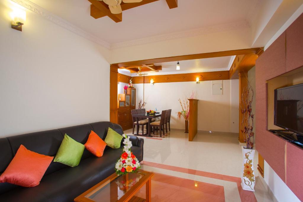 Atlas Airport Aparthotel in Cochin