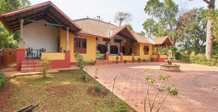Rare Earth Estate Stay in Coorg