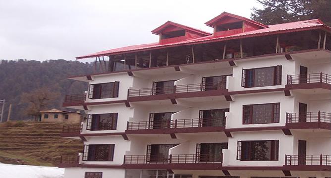 Hotel Satyam International in Dalhousie