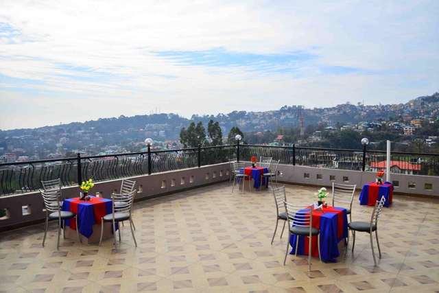 Hotel The Origin in Dharamsala