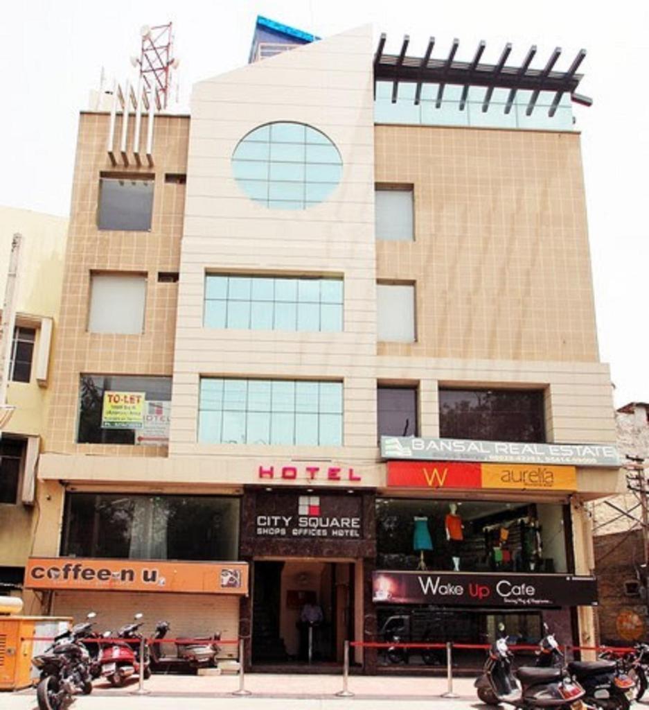Hotel City Square in Hisar