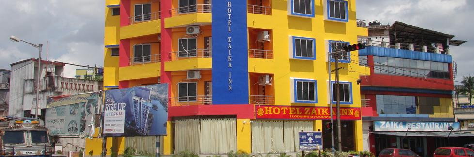 Hotel Zaika in Howrah