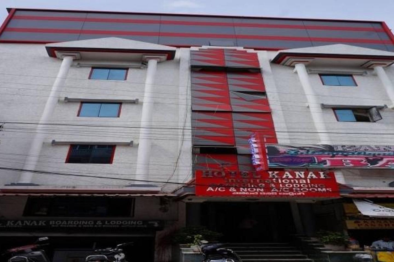 Hotel Kanak International in Hyderabad