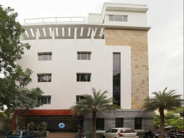 Hotel Tanisha Jubliee in Hyderabad