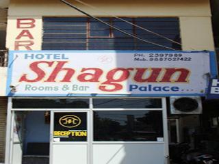 Hotel Shagun Palace in Jaipur