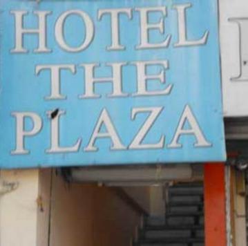 Hotel The Plaza in Jammu