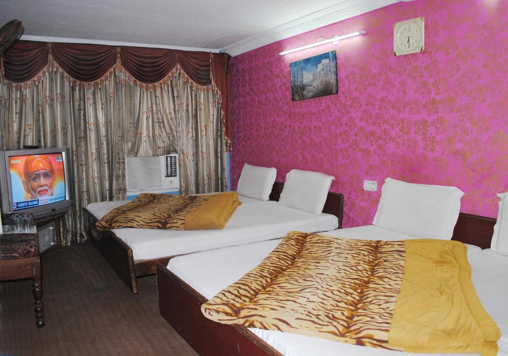 Hotel Jandyal in Jammu