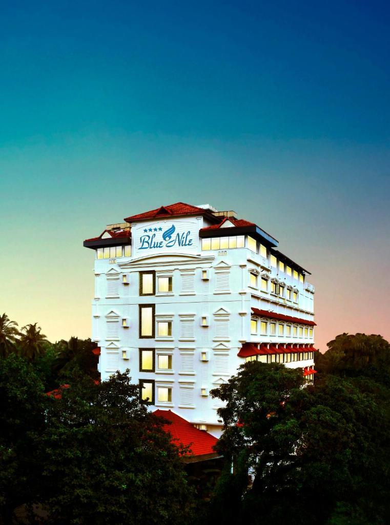 Hotel Blue Nile in Kannur