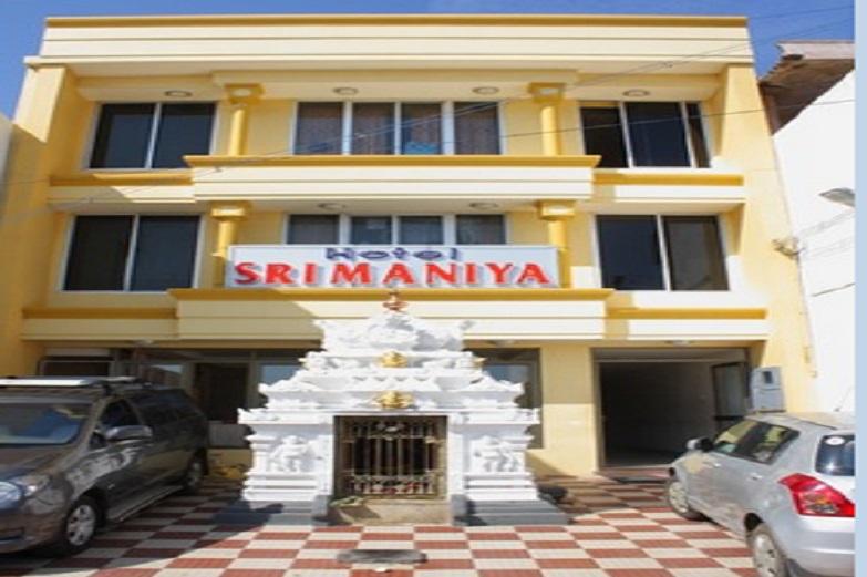 Hotel Sri Maniya in Kanyakumari