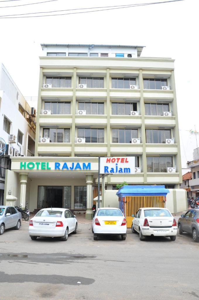 Hotel Rajam in Kanyakumari